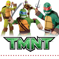 TMNT Fancy Dress Costumes