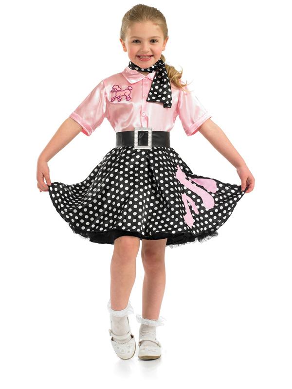 Image is loading Child,Rock,n,Roll,Disco,Girl,Fancy,Dress,
