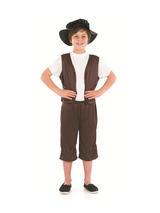 Boy's Tudor Street Urchin Outfit