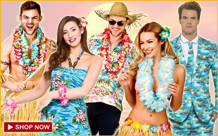 Hawaiian Fancy Dress