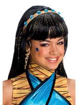 Monster High Cleo De Nile Girl's Wig