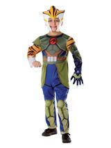 Thundercats Tygra Boy's Costume