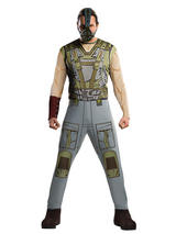 View Item Adult Licensed Batman Bane Fancy Dress Costume Halloween Dark Knight Rises Mens
