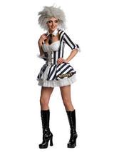Miss Beetlejuice Ladies Costume