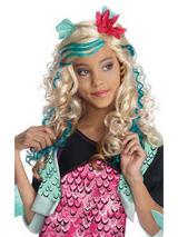 Lagoona Girl's Blue Wig