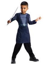 View Item Child 3-4 Years The Hobbit Thorin Oakenshield Set Fancy Dress Costume Kids Boys