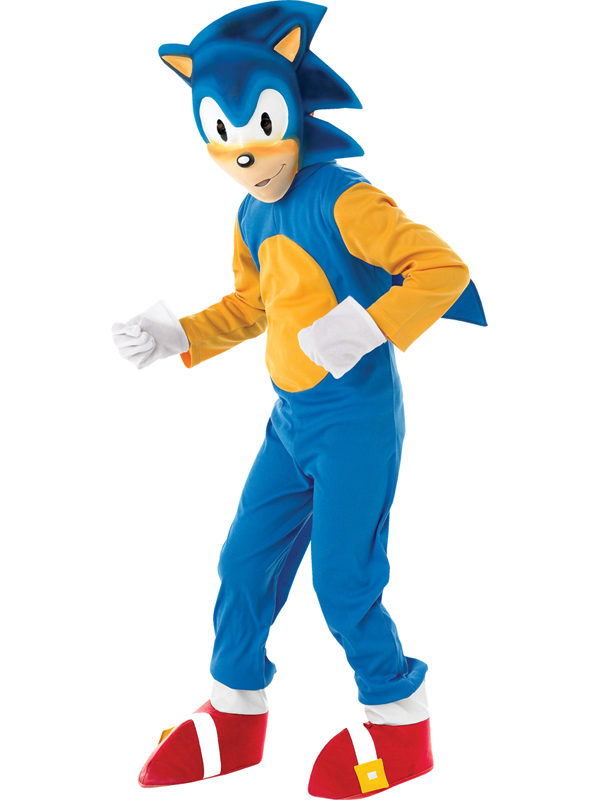 Sonic The Hedgehog Child's Costume