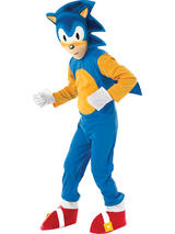 Sonic The Hedgehog Child's Costume