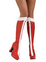 Wonder Woman Knee High Boots