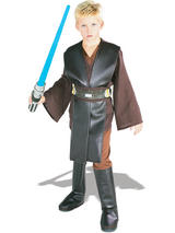 Star Wars Anakin Skywalker Deluxe Boy's Costume