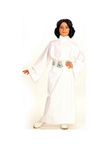 Star Wars Princess Leia Girl's Costume