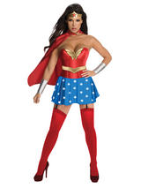 Wonder Woman Ladies Sexy Costume