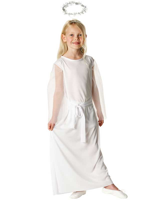 Nativity Play Angel Girl's Costume