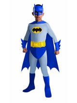 Batman Retro Boy's Costume