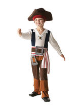 Disney kids Jack Sparrow Costume