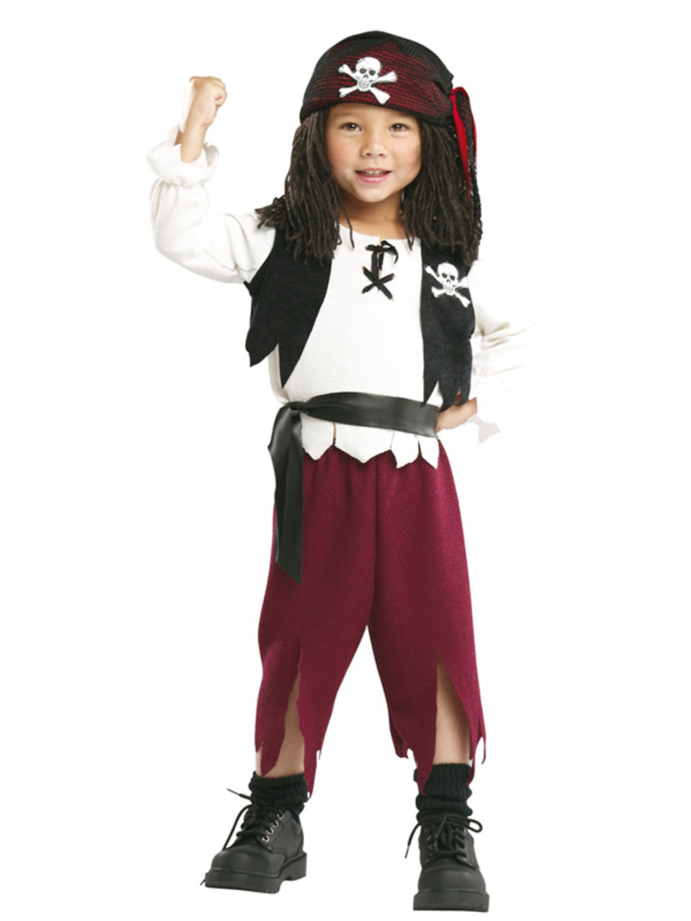 Child Pirate Captain Outfit Fancy Dress Costume Caribbean Book Week Kids Boys Buy Online