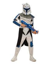 Star Wars Clone Trooper Captain Rex Costume