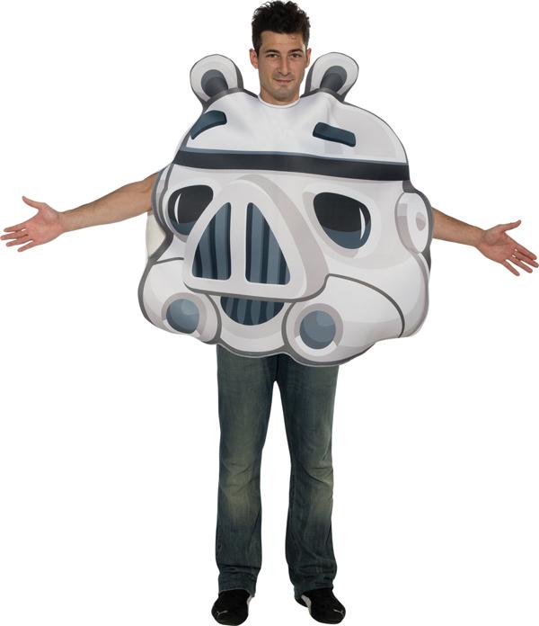 Star Wars Stormtrooper Angry Bird Men's Costume