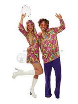 Ladies 1970s Hippy Shirt Headband