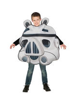Star Wars Stormtrooper Angry Bird Boy's Costume