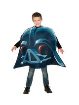 View Item Child 4-7 Years Angry Birds Darth Vader Pig Fancy Dress Costume Star Wars Kids