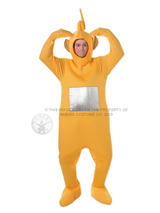 Teletubbies Yellow Laa Laa Adult's Costume