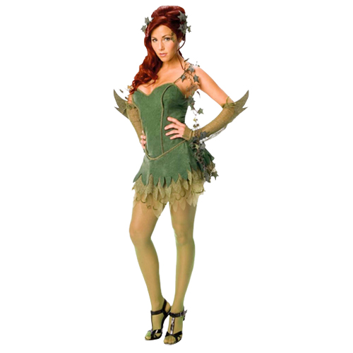 Ladies-Adult-Licensed-Superhero-Fancy-Dress-Costume-Halloween-Outfit-New-Mask