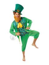 Adult's Irish Leprechaun Costume