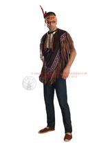 Native American Men's Costume Set