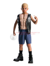 WWE Stone Cold Steve Austin Deluxe  Boy's Costume