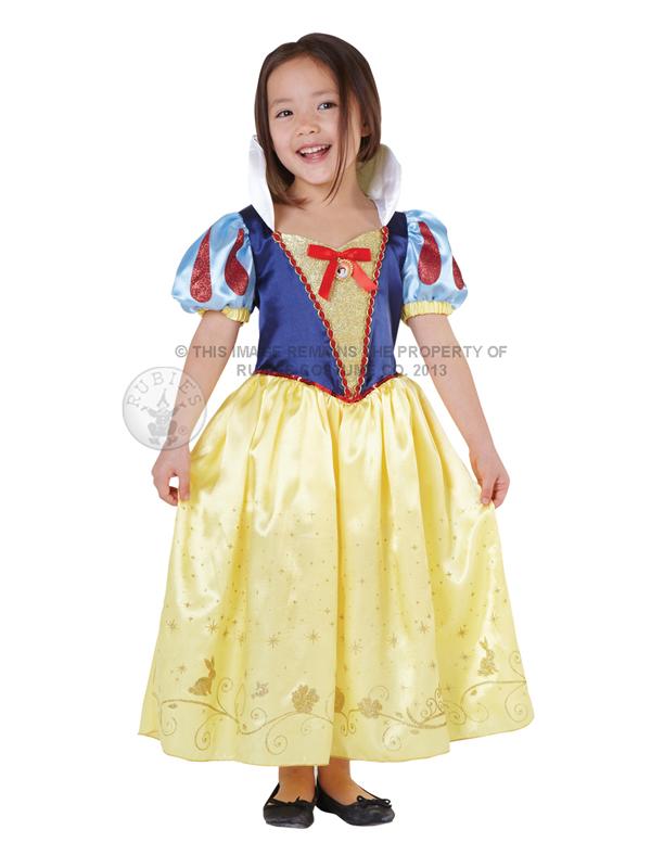 child disney royale snow white fancy dress costume book