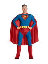 Classic Superman Official Men's Costume