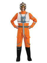 Star Wars X-Wing Pilot Adult's Costume