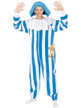 View Item Adult Andy Pandy Retro Fancy Dress Costume Mens Gents Male