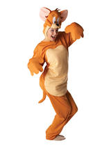 Tom and Jerry Adult's Jerry Costume