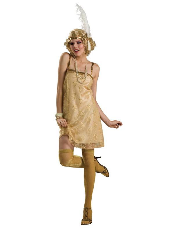 Ladies Gatsby Girl 20s Costume