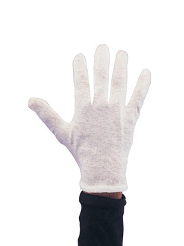 Adult's Cotton Gloves Thumbnail 2