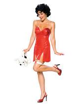 Adult's Betty Boop Ladies Costume