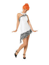 Wilma Flintstone Deluxe Ladies Costume