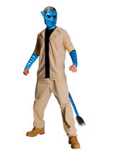 Avatar Jake Sully Men's costume