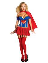 Supergirl Ladies Sexy Costume