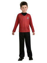 Star Trek Red Shirt Costume