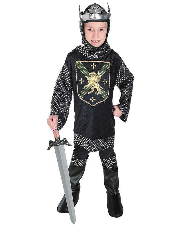 Boy's Warrior King Costume