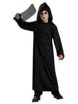 Black Horror Robe