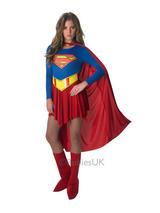 Supergirl Classic Ladies Costume