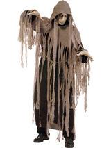 Men's Zombie Nightmare Fancy Dress Costume