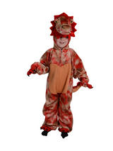 View Item Child Dinosaur Fancy Dress Costume Halloween Book Week Dragon Kids Boys Girls