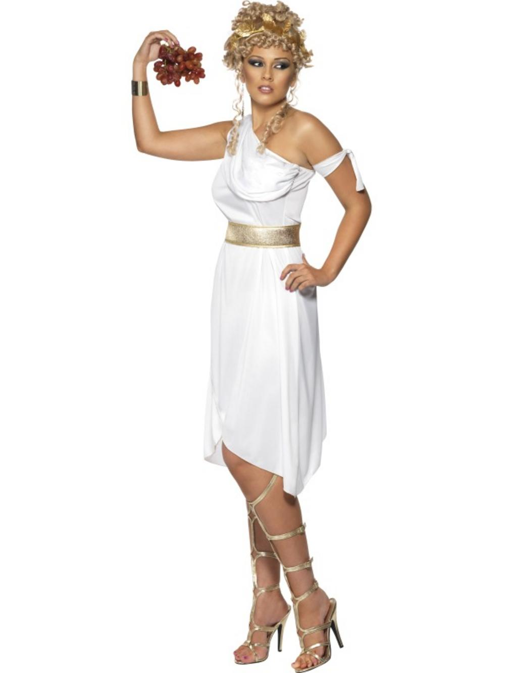 Костюм богини своими руками фото