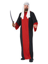 Men's Ali Baba Costume