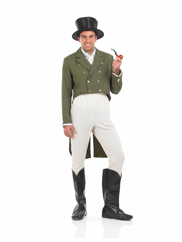 Adult-Regency-Victorian-Gent-Oliver-Twist-Fagin-Fancy-Dress-Costume-Period-BN